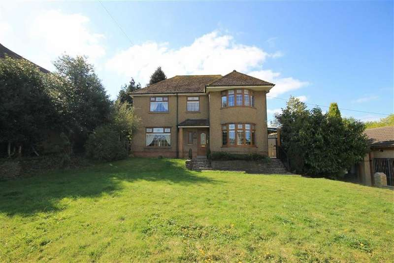 3 Bedrooms Detached House for sale in Newport Road, Bedwas, Caerphilly