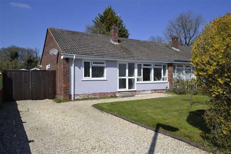 3 Bedrooms Semi Detached Bungalow for sale in Northway, Thatcham, Berkshire, RG18