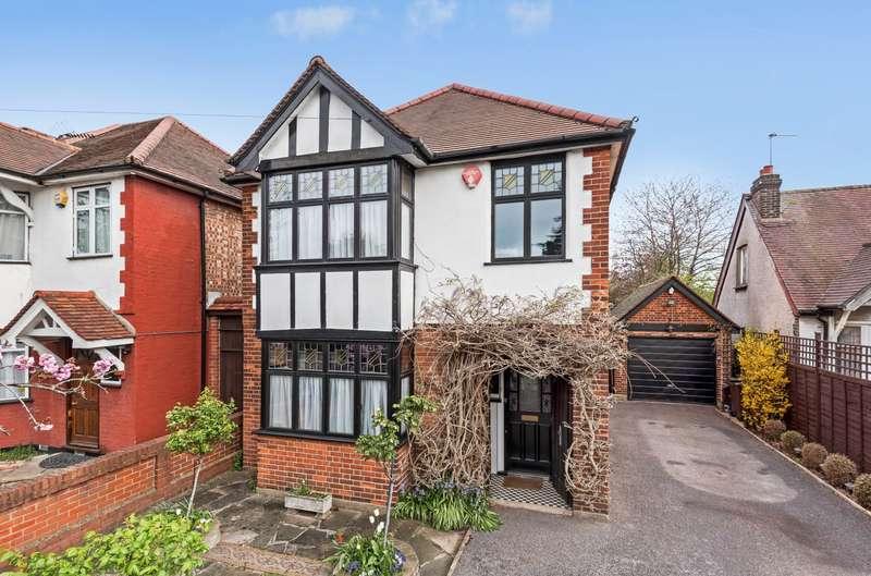 3 Bedrooms Detached House for sale in Bedfont Lane, Feltham, TW14