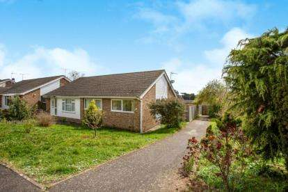 2 Bedrooms Bungalow for sale in Stowmarket, Suffolk