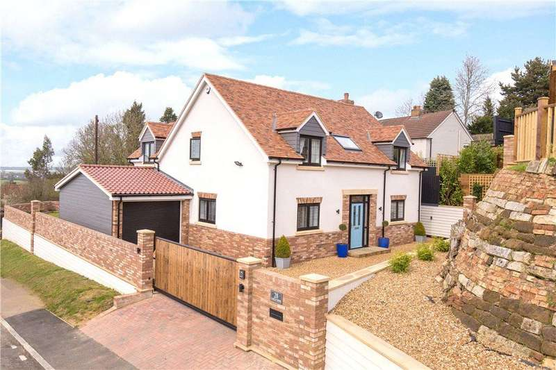 4 Bedrooms Detached House for sale in Station Road, Ridgmont, Bedfordshire