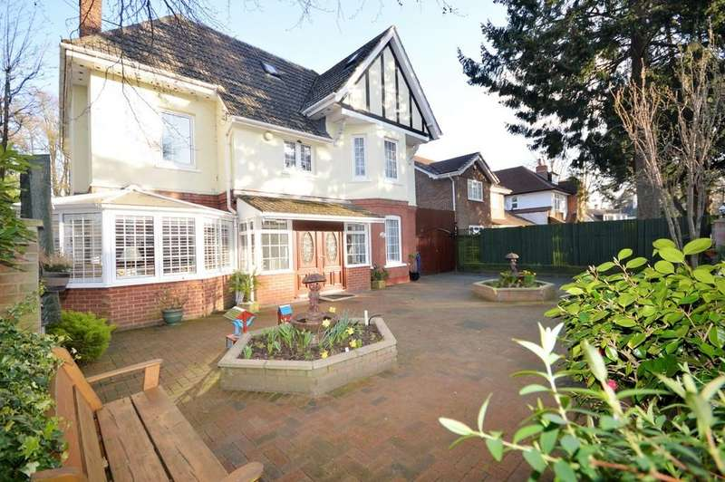 8 Bedrooms Detached House for sale in Oban Road, Bournemouth