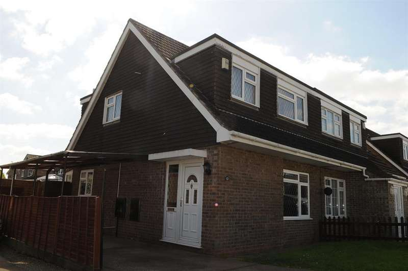 3 Bedrooms Semi Detached House for sale in California Road, Bristol, BS30 9XW