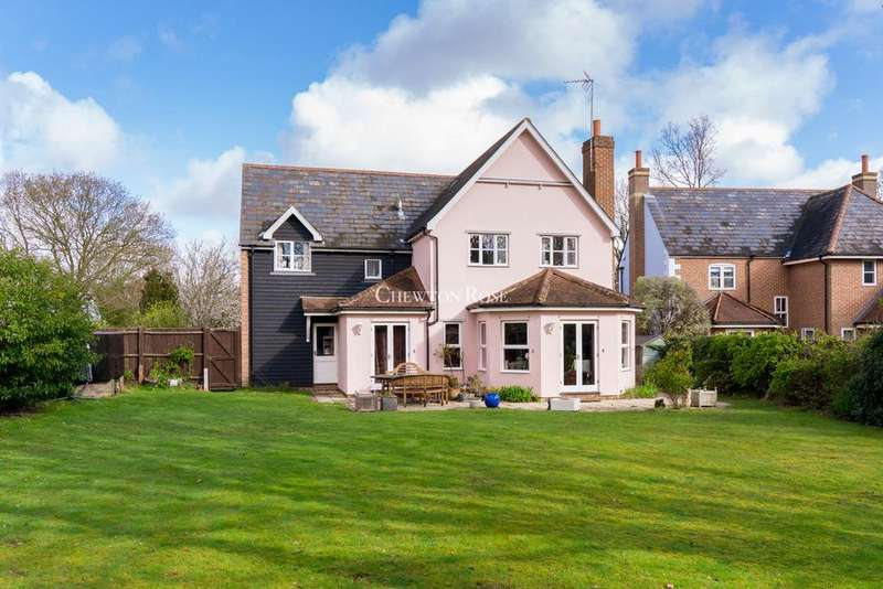4 Bedrooms Detached House for sale in Perry Lane, Langham