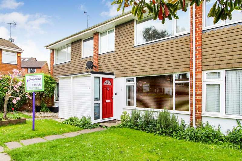 3 Bedrooms Terraced House for sale in The Grove, Twyford, Reading