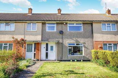 3 Bedrooms Terraced House for sale in Longney Place, Patchway, Bristol
