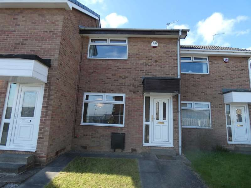 2 Bedrooms Town House for sale in Saddler Avenue, Waterthorpe, Sheffield, South Yorkshire, S20