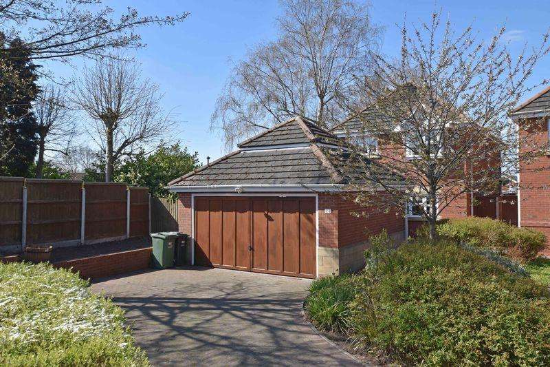4 Bedrooms Detached House for sale in Shenstone Valley Road, Halesowen