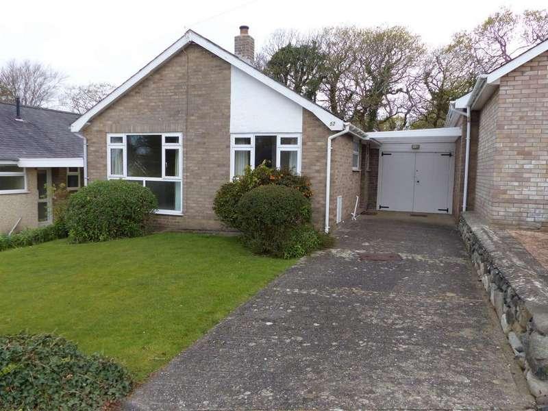 3 Bedrooms Bungalow for sale in 52 Llwyn Ynn, Talybont, LL43 2AL