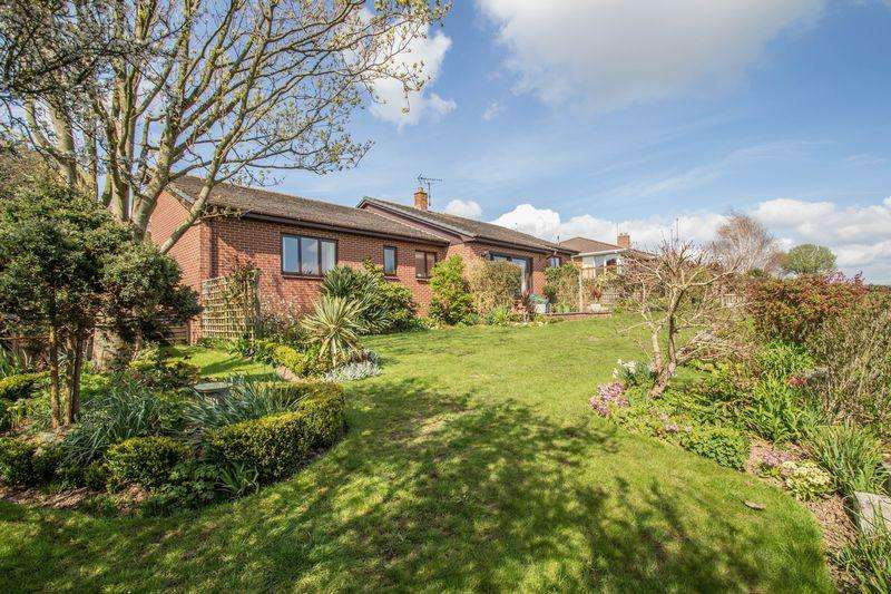 3 Bedrooms Detached Bungalow for sale in Lapford, Crediton