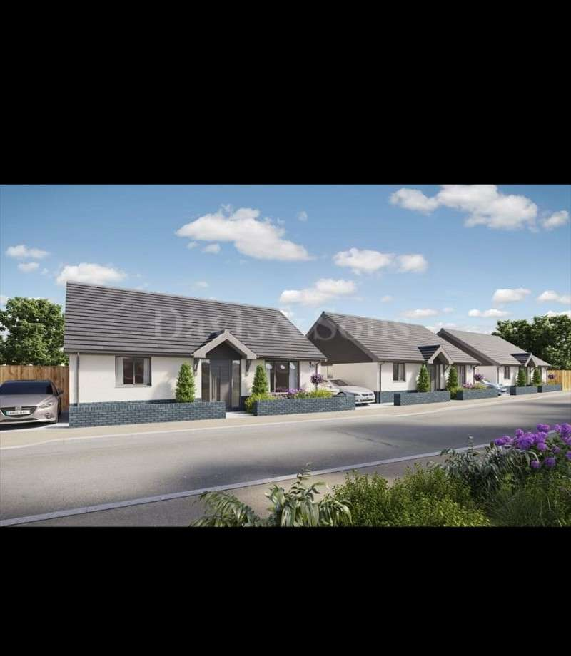 Detached Bungalow for sale in Pillmawr Road, Newport, Gwent. NP20 6WH