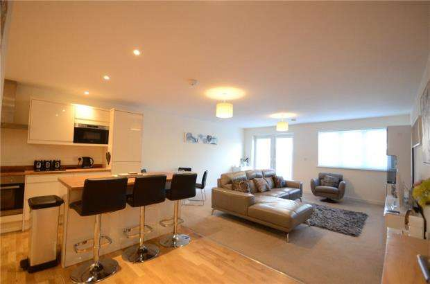 2 Bedrooms Apartment Flat for sale in Reading Road, Winnersh, Wokingham