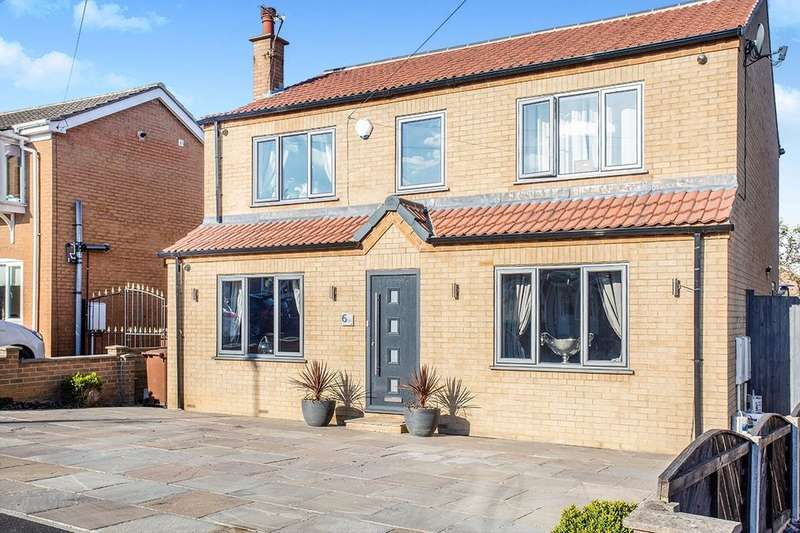 5 Bedrooms Detached House for sale in Willow Gardens, Townville, Castleford, WF10