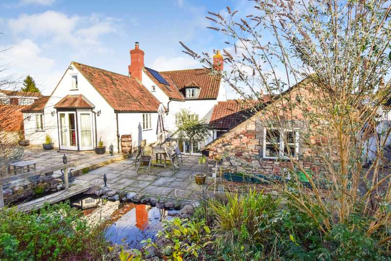 4 Bedrooms Detached House for sale in Water Lane, Pill