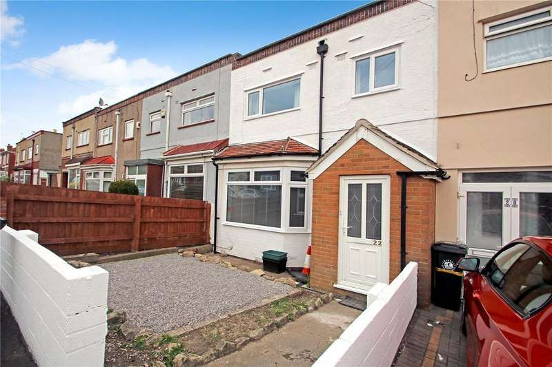 3 Bedrooms Terraced House for sale in Lewis Road, Bedminster, BRISTOL, BS13