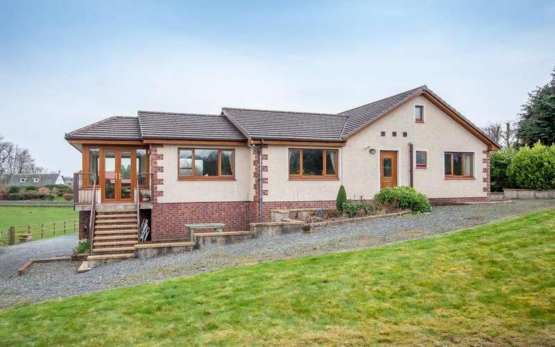 4 Bedrooms Detached House for sale in Fairway Drive , Minnigaff , Newton Stewart DG8