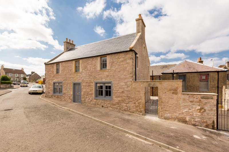 3 Bedrooms Detached House for sale in Taigh-Tuir, 10 Fowler Street, Tranent, EH33 1BU