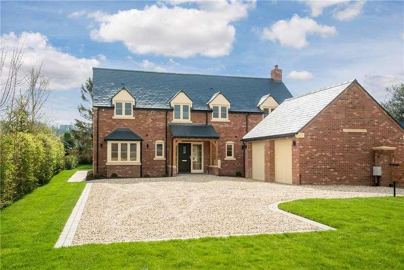 4 Bedrooms Detached House for sale in Vine Court, High Street, Mickleton, Chipping Campden, GL55