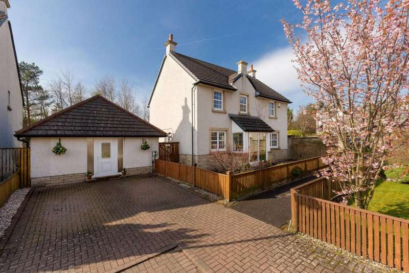 5 Bedrooms Detached House for sale in 59 Bonaly Wester