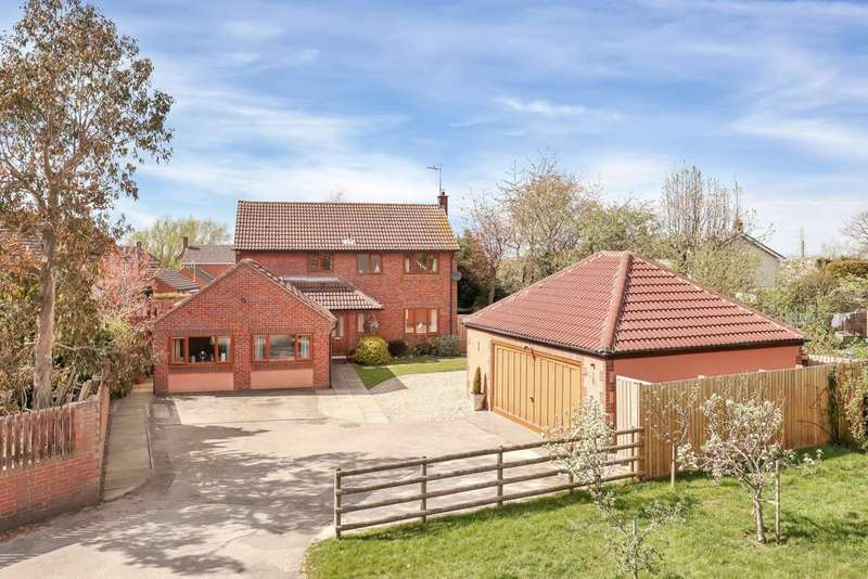 6 Bedrooms Detached House for sale in Valebrook Road, Stathern, Melton Mowbray