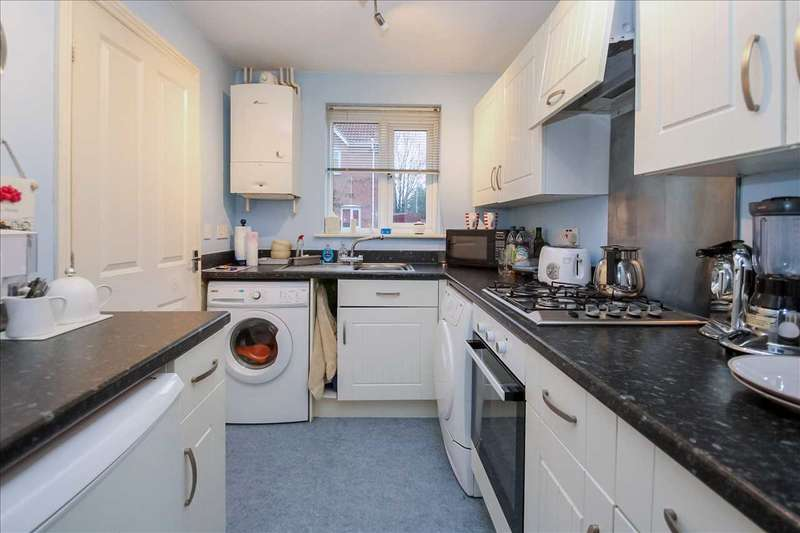 2 Bedrooms Terraced House for sale in Lindum Mews, North Hykeham, Lincoln