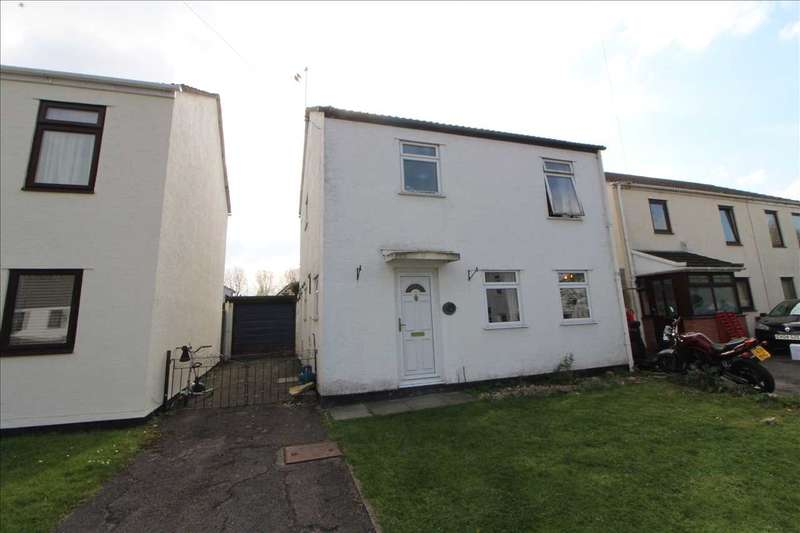 3 Bedrooms Detached House for sale in Castle Lodge Crescent, Caldicot
