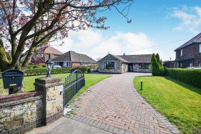 5 Bedrooms Bungalow for sale in Wild Hill, Sutton-In-Ashfield, Nottinghamshire, Notts