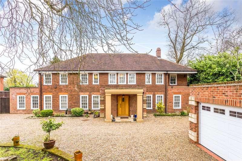 5 Bedrooms Detached House for sale in Totteridge Village, Totteridge, London, N20
