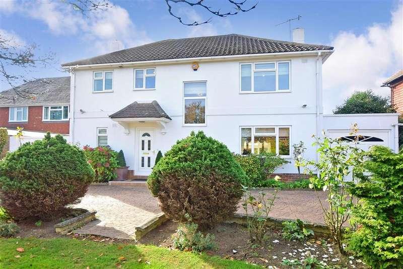 5 Bedrooms Detached House for sale in The Ridgeway, , Tonbridge, Kent