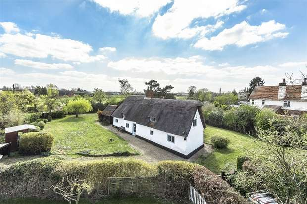 4 Bedrooms Cottage House for sale in Church Road, Willington, Bedford