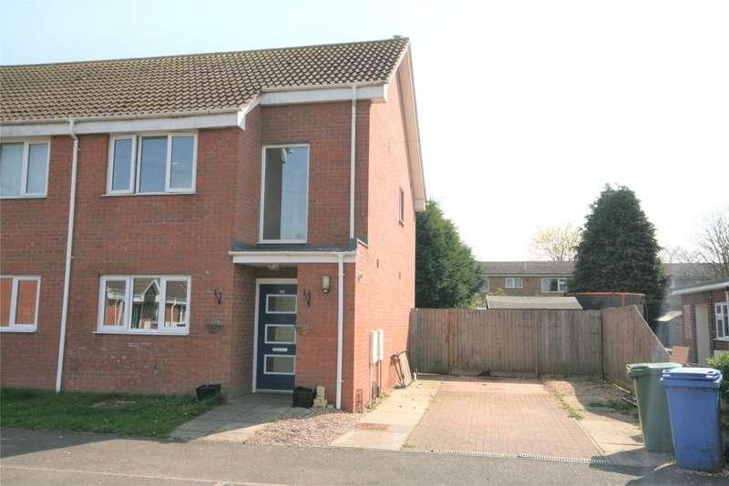 2 Bedrooms Semi Detached House for sale in Dennis Estate, Kirton, PE20