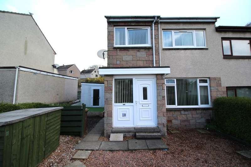 3 Bedrooms Semi Detached House for sale in Bennan Gardens, Broughty Ferry, Dundee, DD5
