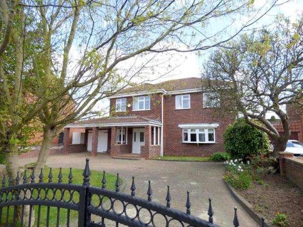 4 Bedrooms Detached House for sale in Sherwood Street, Warsop, Mansfield