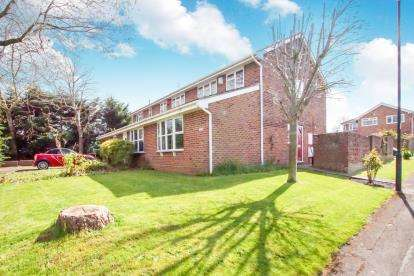 3 Bedrooms Semi Detached House for sale in Fallowfield, Warmley, Bristol