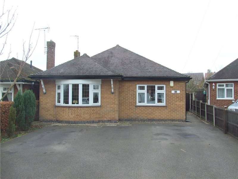 3 Bedrooms Detached Bungalow for sale in Ford Avenue, Loscoe, Heanor, Derbyshire, DE75
