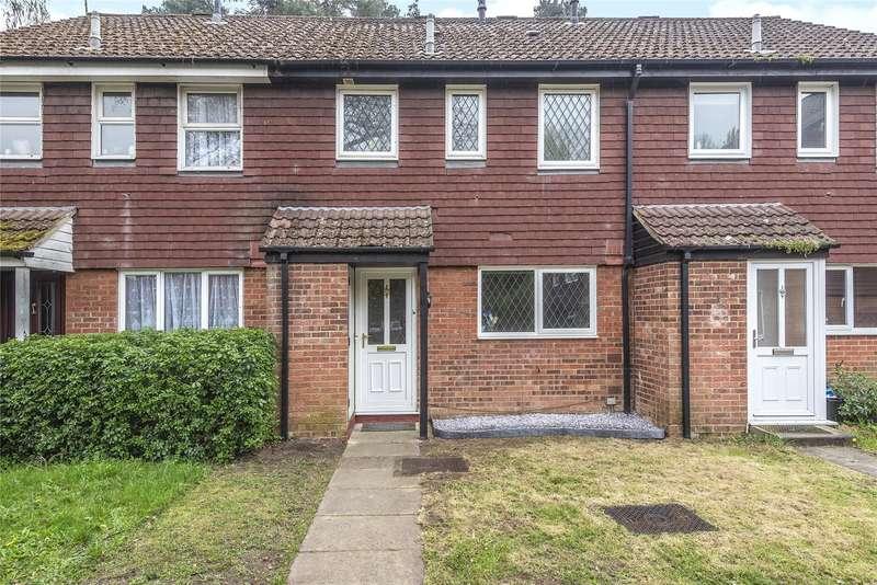 3 Bedrooms Terraced House for sale in Arnett Avenue, Finchampstead, Wokingham, Berkshire, RG40