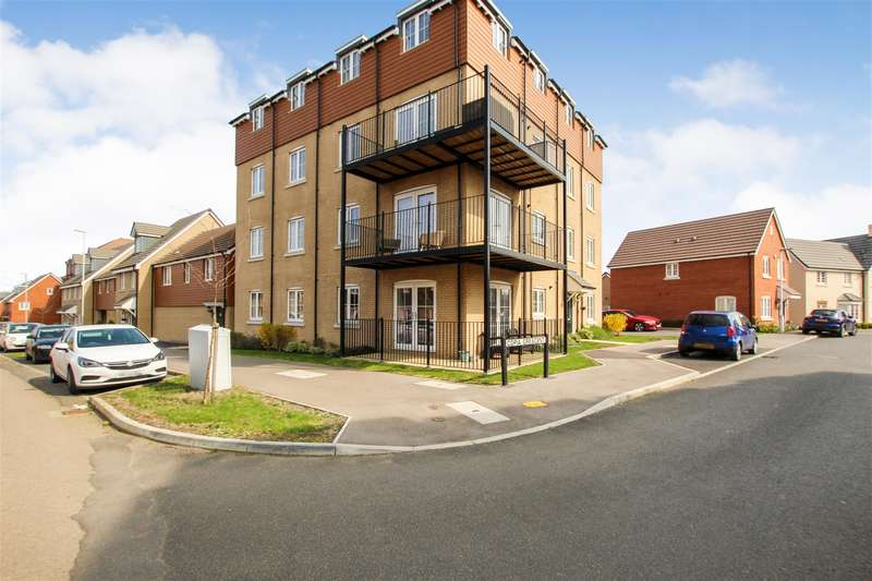 2 Bedrooms Ground Flat for sale in Copia Crescent, Leighton Buzzard