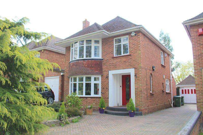 3 Bedrooms Detached House for sale in West End Road, Southampton