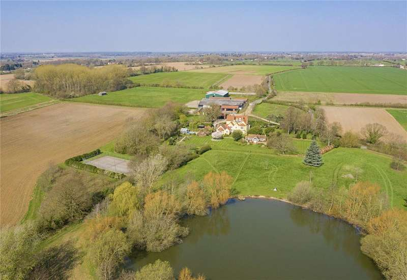5 Bedrooms Detached House for sale in Ulting, Maldon, Essex, CM9