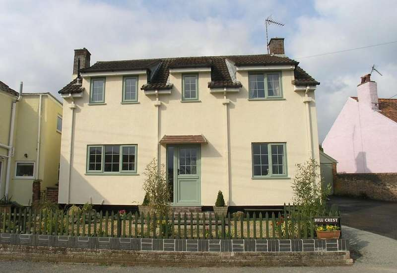 3 Bedrooms Detached House for sale in Wenhaston