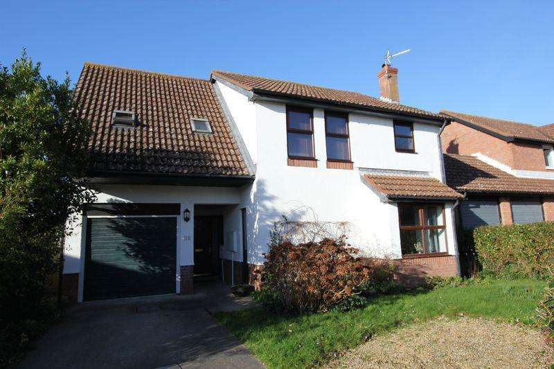 5 Bedrooms Detached House for sale in Wordsworth Close, Llantwit Major