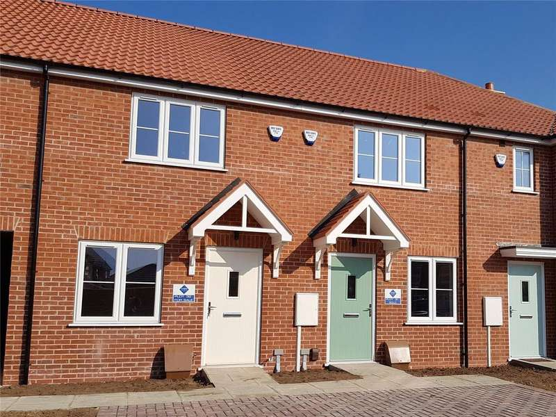 2 Bedrooms Terraced House for sale in The Jade, Kirton In Lindsey, North Lincolnshire, DN21