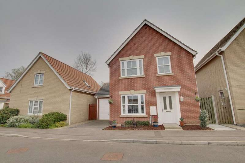 3 Bedrooms Detached House for sale in Tern Gardens, Chatteris