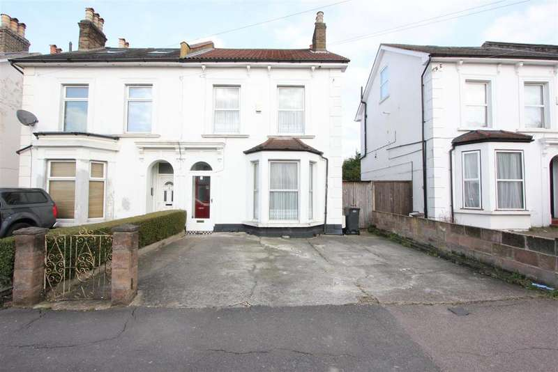 4 Bedrooms Semi Detached House for sale in Birchanger Road, South Norwood