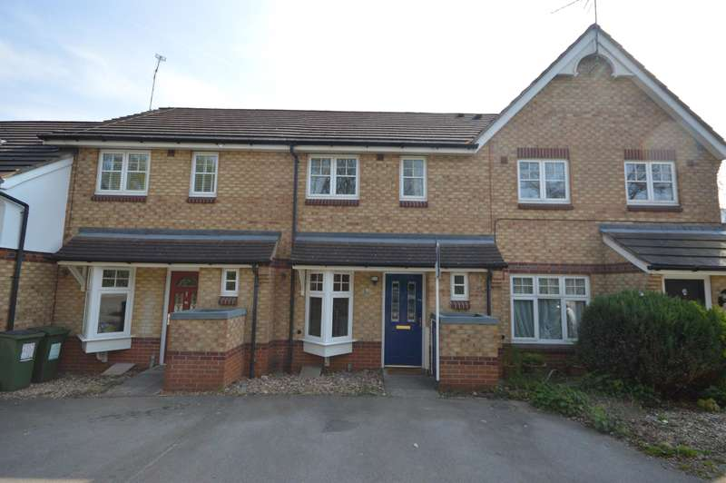 2 Bedrooms Town House for sale in Packhorse Drive, Enderby, Leicester, LE19 2RN