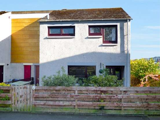 3 Bedrooms Semi Detached House for sale in Callercove Way, Scottish Borders, Berwickshire, TD14 5BH