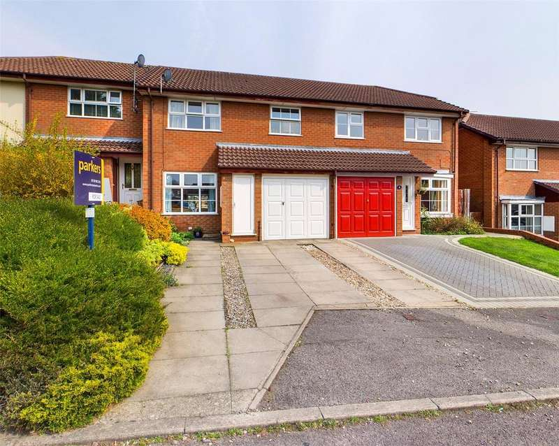 3 Bedrooms House for sale in Hawley Close, Calcot, Reading, Berkshire, RG31