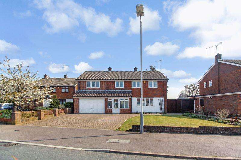 5 Bedrooms Detached House for sale in Ailsworth Road, Luton