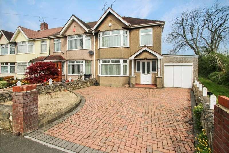 3 Bedrooms End Of Terrace House for sale in Winterstoke Road, Ashton, BRISTOL, BS3
