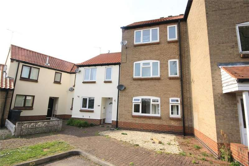 2 Bedrooms Flat for sale in Old Place, Sleaford, Lincolnshire, NG34